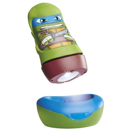 Ninja Turtles Night Light & Torch