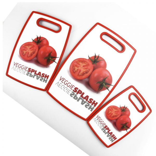 Tomato Print Chopping Board