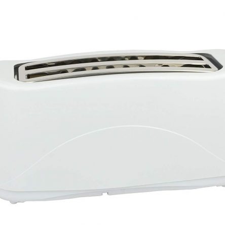 Sabichi 4 Slice Toaster With Separate Sliding Crumb Tray