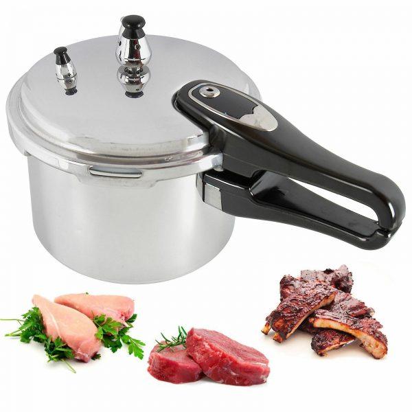 3Litre Aluminium Pressure Cooker