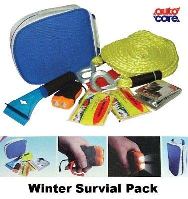 AUTOCARE WINTER SURVIVAL PACK