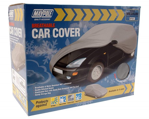 Breathable Full Car Cover