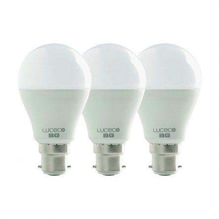 Luceco LED Bulb Saves 80% Energy Last Long