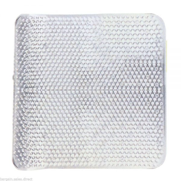 pvc square shower mat