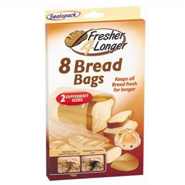 Fresh 4 Longer 8 Bread Bag
