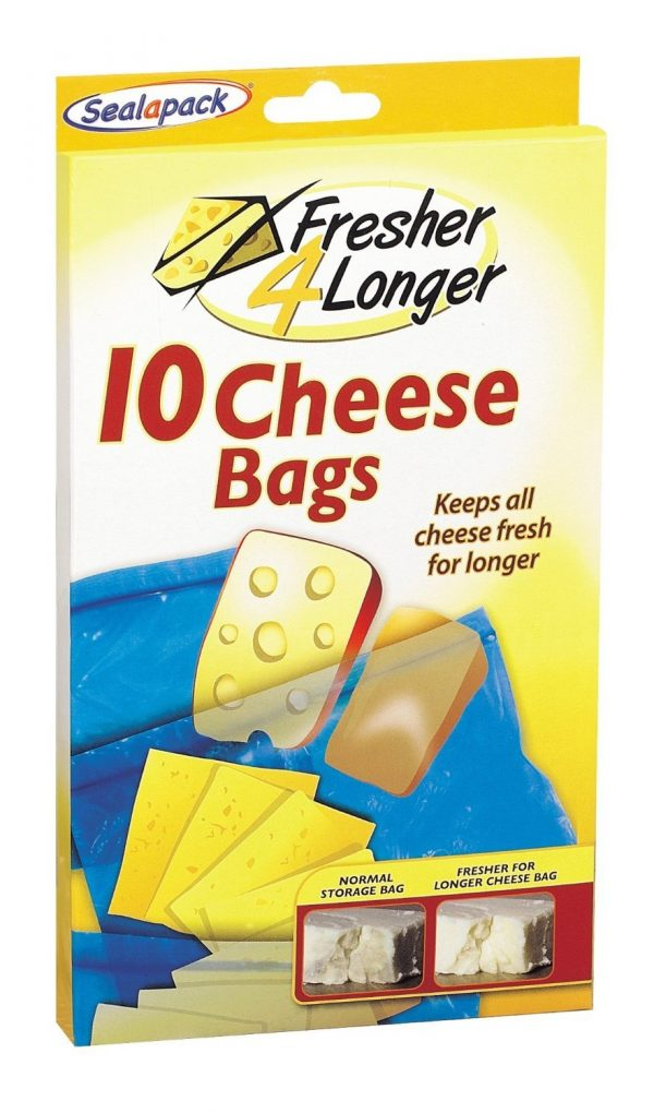 Cheese Bags 10 Pack