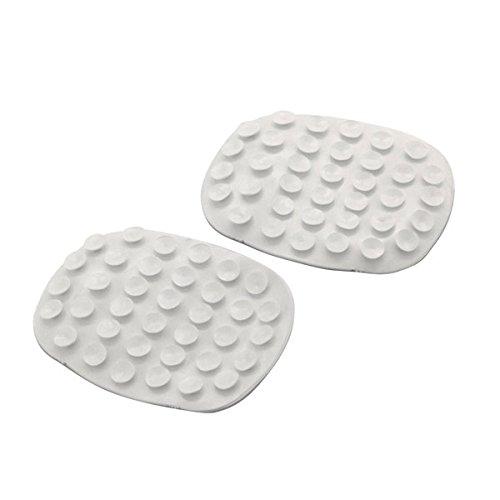 2 pack rubber soap holder