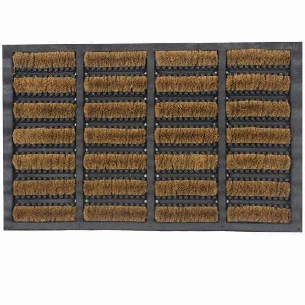 coir rubber tuffscrap JVL mat
