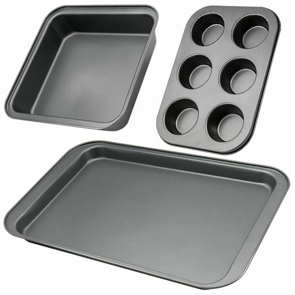 cupcake baking roasting tray oven