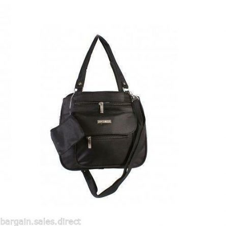 Microfibre Ladies Handbag Shoulderbag