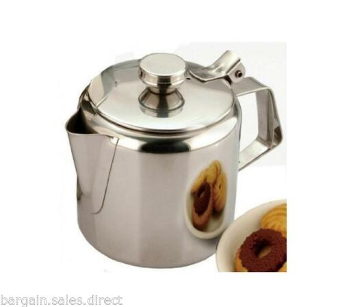 stainless steel value teapot
