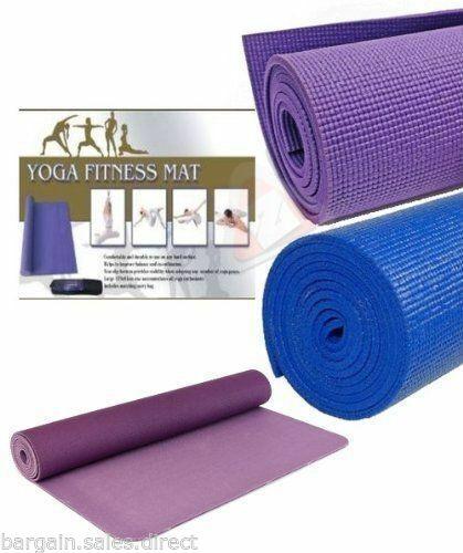 Yoga Fitness Workout Mat