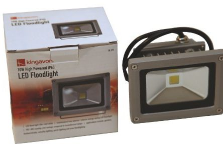 Kingavon High Powered IP65 LED Floodlight