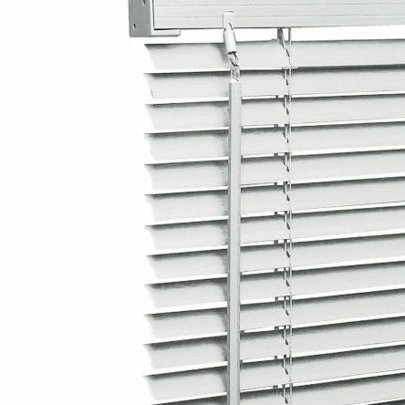White PVC Venetian Window Blinds