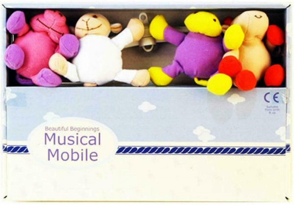 Musical Cot Toy