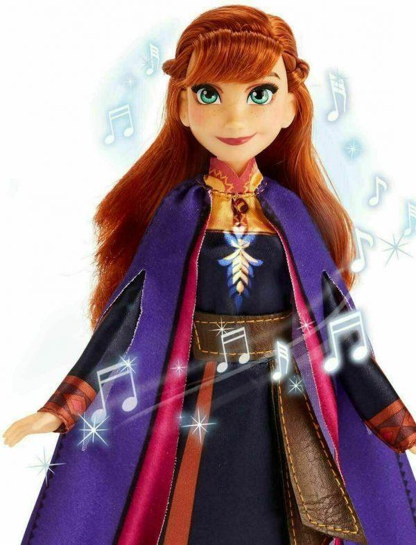 Disney Frozen 11 ANNA Dress Up Doll