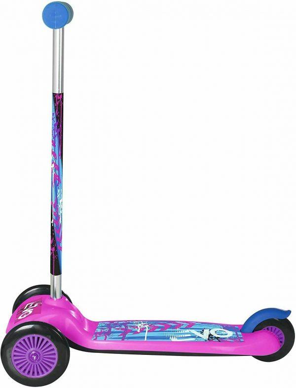 3 Wheels Girls Scooter