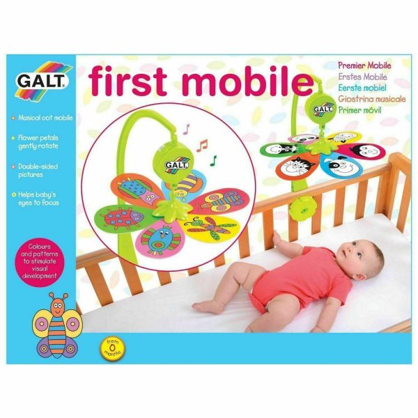 First Musical Mobile Cot