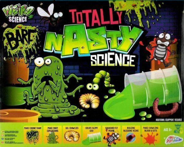 Grafix Totally Nasty Science kit