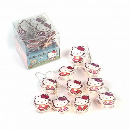 Hello Kitty Decoration 10 LED String Lights