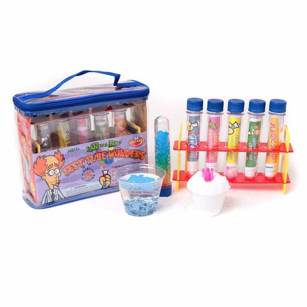 Lab In A Bag Test Tube Science Game