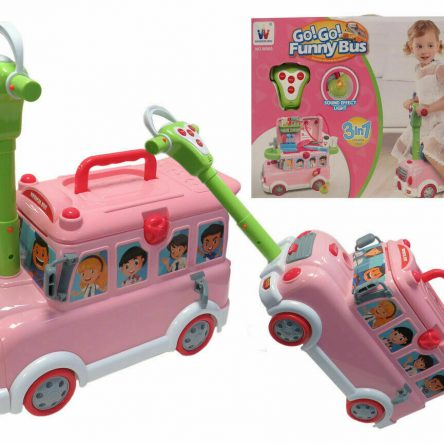 Go! Go! Funny Bus – Dentist Age 3+