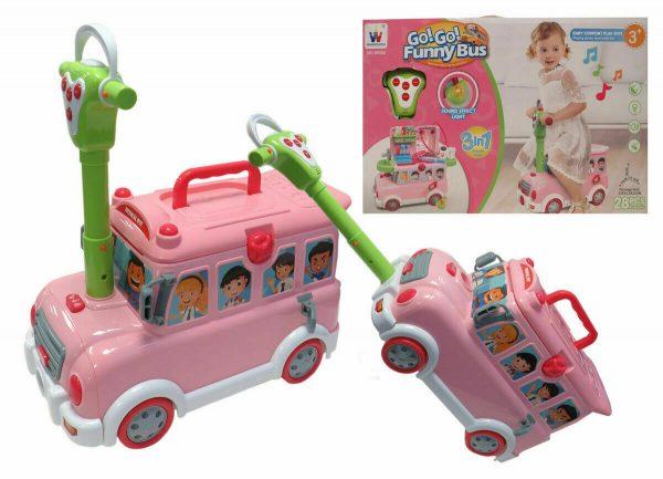 Go! Go! Funny Bus - Dentist Age 3+