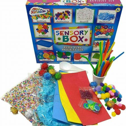 Sensory Box Set Relieves Stress & Anxiety Squeeze