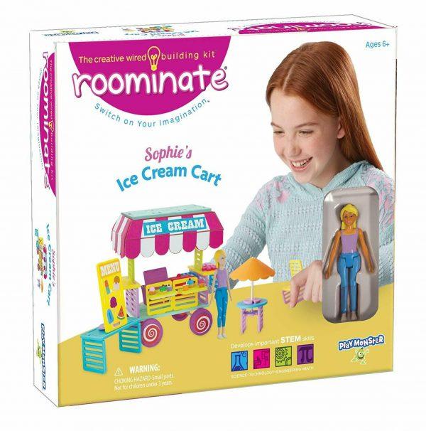 Sophie's Ice Cream Cart
