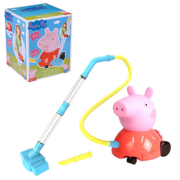 Peppa Pig Vacuum Cleaner Activity Toy