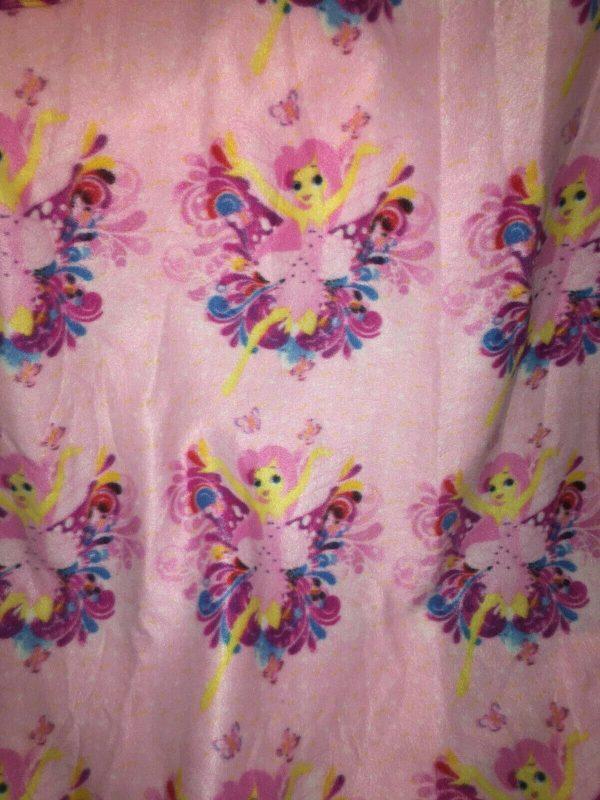 Mermaid Fleece Wrap with sleeves