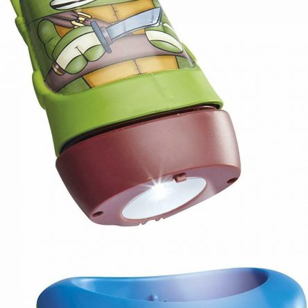 Ninja Turtles 2 in 1 Go Glow Night Light & Torch
