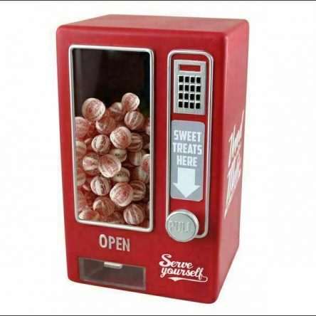 Vend-O-Matie Mini Vending Sweet Machine Dispenser