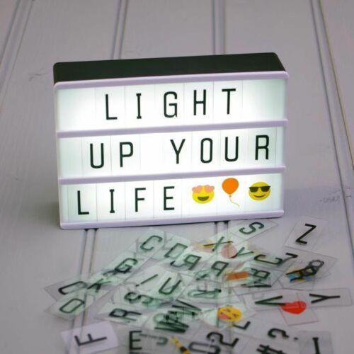 Cinematic Light Up