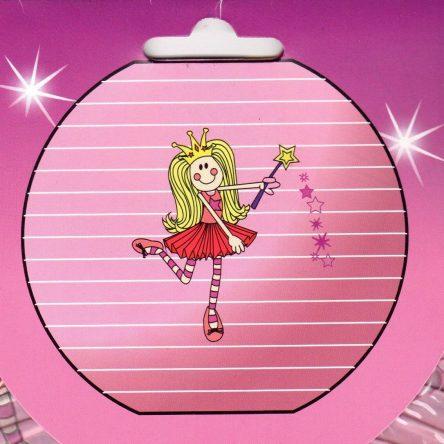 2 x Fairy Princess Paper Ceiling Lantern Shade