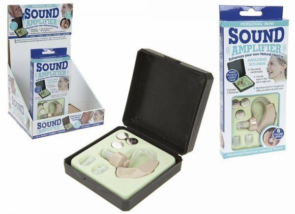 Sound Amlifier.
