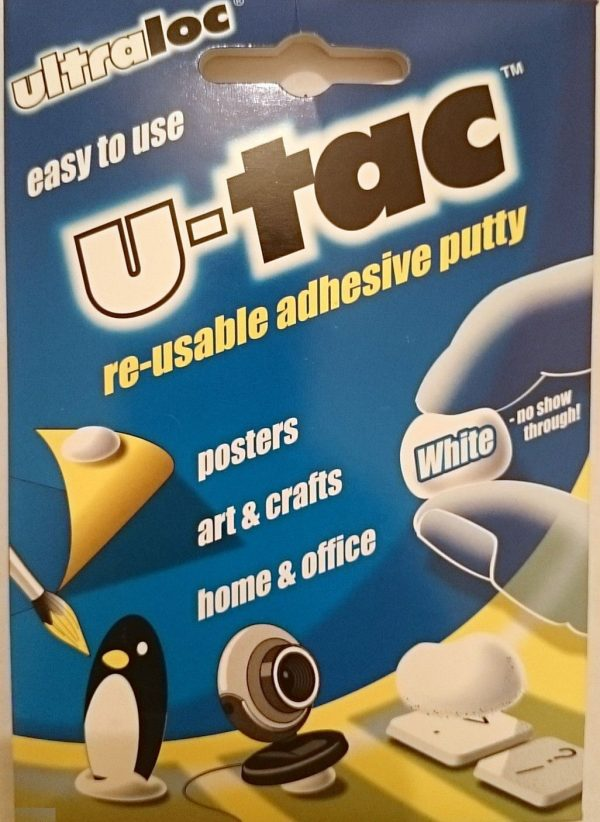 Reuseable Putty
