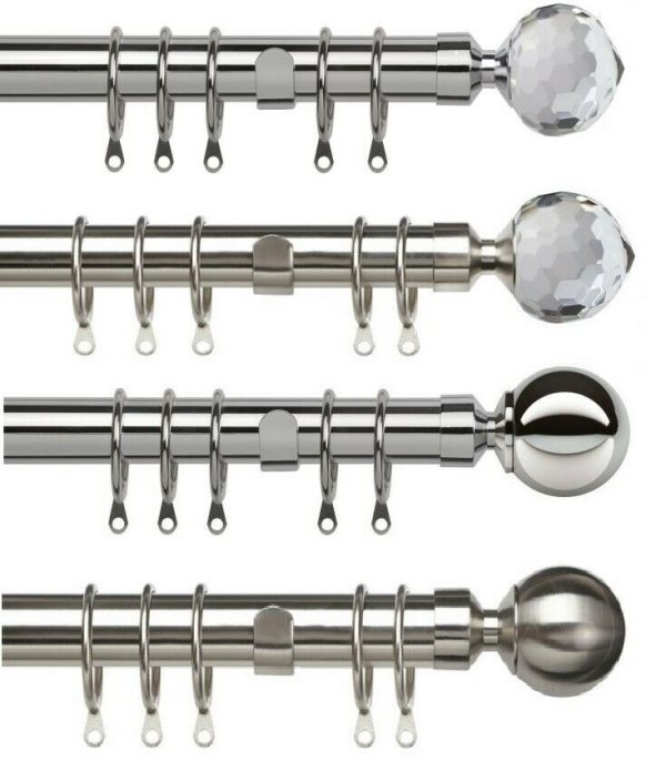 Curtain Pole Set