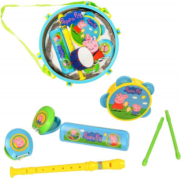 Drum Instrument Set