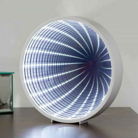 ORB The Ultimate Optical Illusion Galaxy Mirror 20x White LED