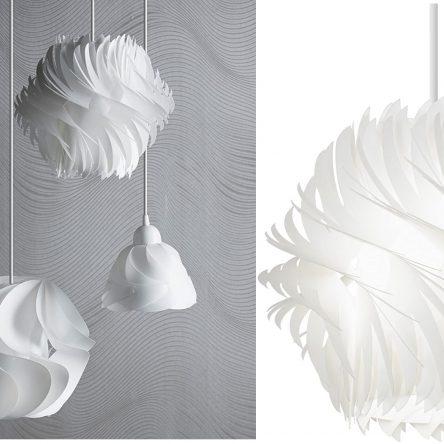 White Globe Pendant & Light shade Endon