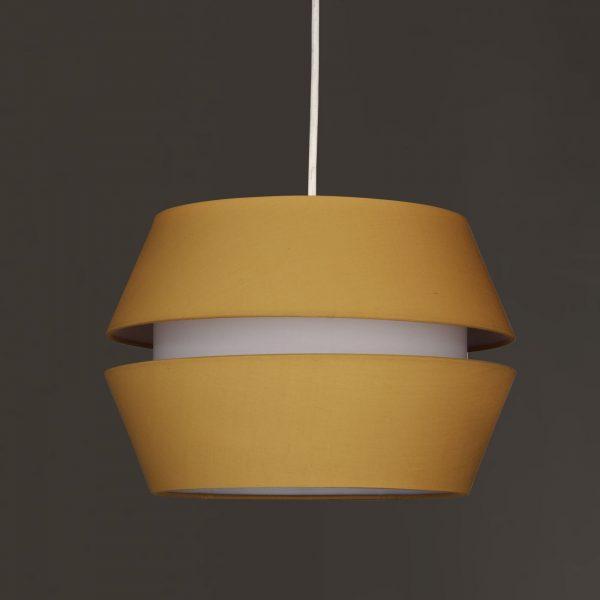 2 Tier Ceiling lightshade